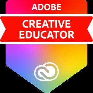 Insignia Adobe Creative Educator